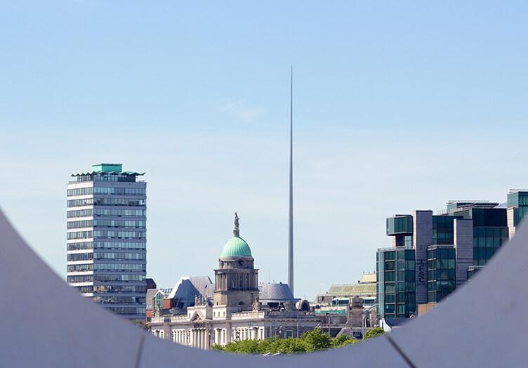 Dublin-Skyline